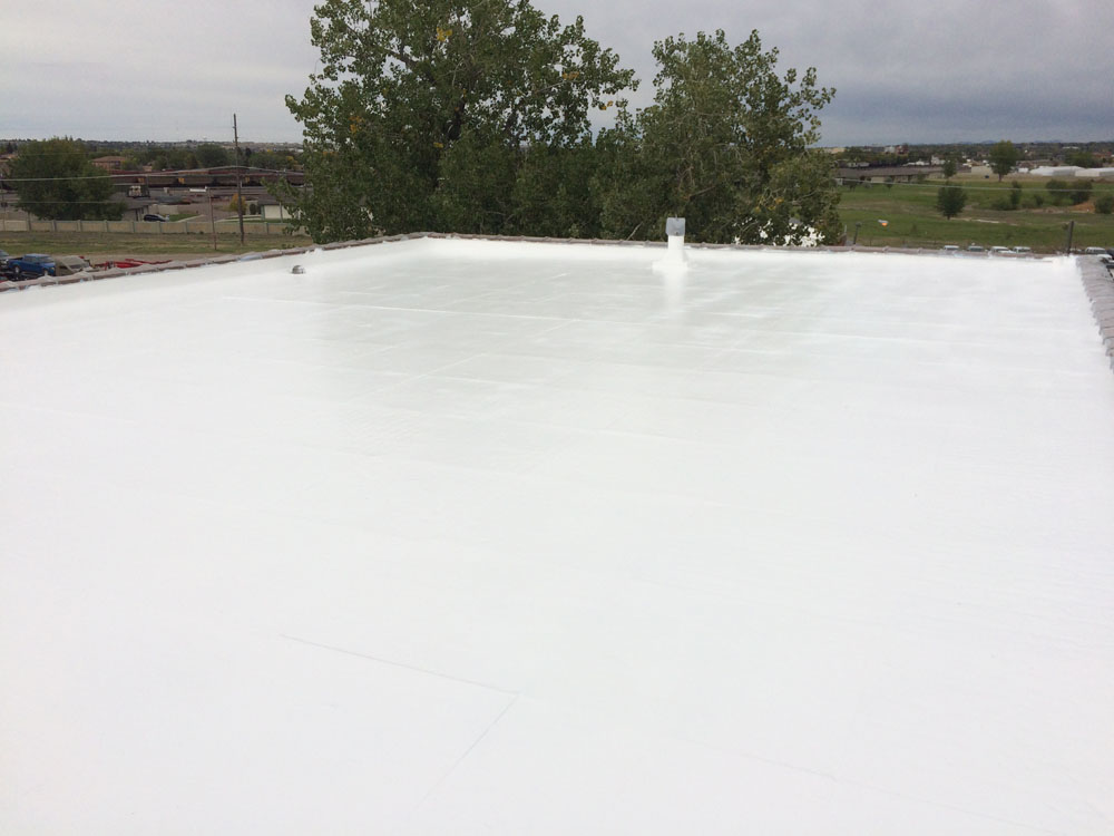 Fabric Reinforced Roof Restoration Fabric Reinforced Roof Restoration ...