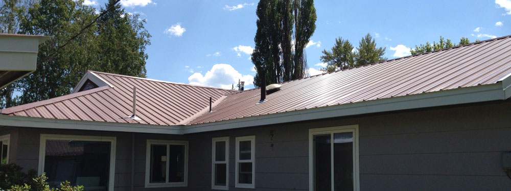 Residental Metal Roofing by Complete Roofing Systems